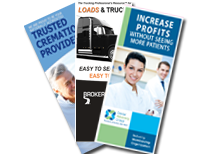 Atlanta Brochure Design and Printing for small business marketing atlanta